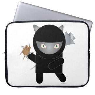 Ninja Kitty Computer Sleeve