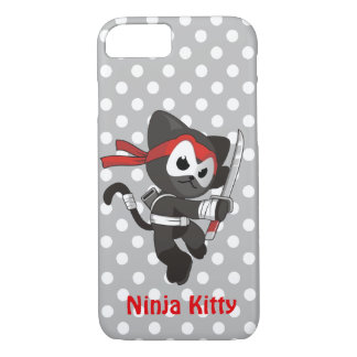 Ninja Kitty iPhone 7/8 Case