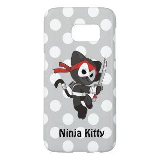 Ninja Kitty Samsung S7 Case