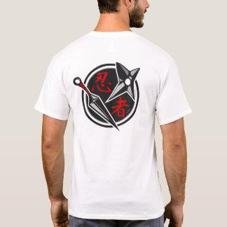 NINJA KUNAI & SHURIKEN T-Shirt