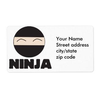 Ninja Label