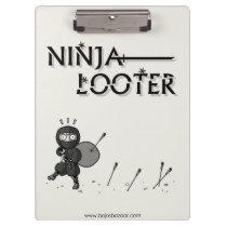 Ninja Looter (Not So Fast) Clipboard