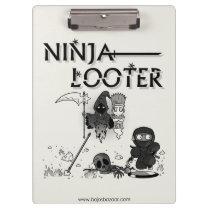 Ninja Looter (Tough Luck) Clipboard