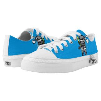 Ninja low top shoes