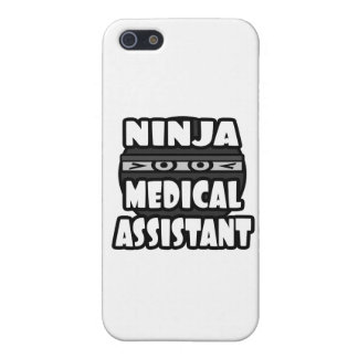 Ninja Medical Assistant iPhone SE/5/5s Cover