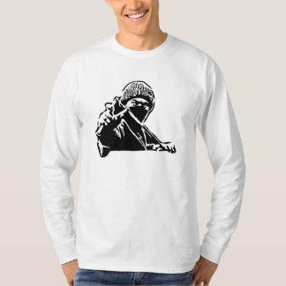 Ninja Men's Basic Long Sleeve T-Shirt Image