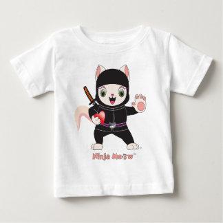 Ninja MEOW™ Baby T-Shirt