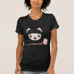 Ninja MEOW™ T-shirts