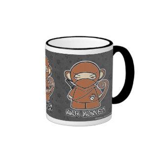 Ninja Monkey! Mug