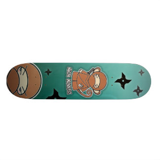 Ninja Monkey! Skateboard