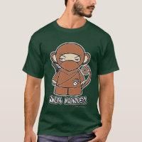 Ninja Monkey! T-shirt