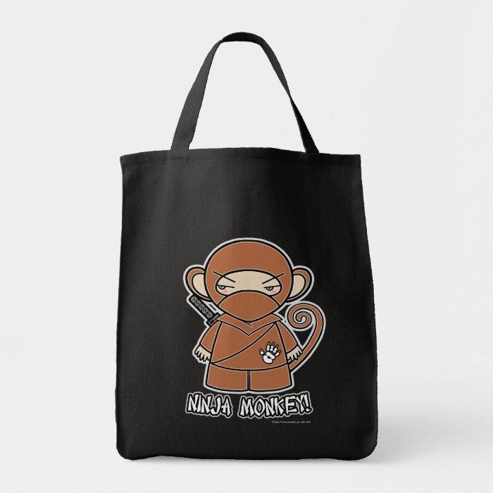 Ninja Monkey! Tote Bag