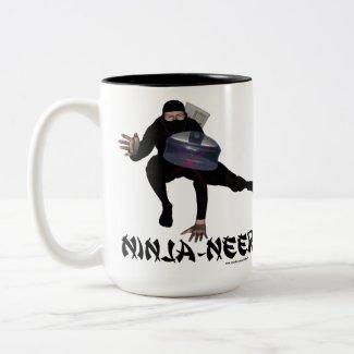 Ninja-neer Cup/Mug