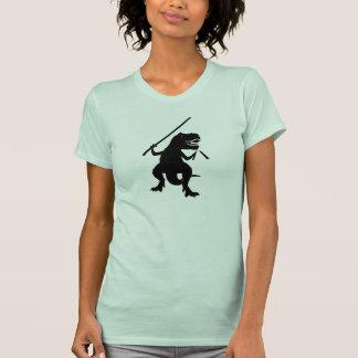 Ninja Nicky T-Rex Camiseta