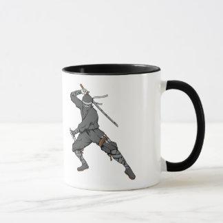 Ninja ~ Ninjas 2 Martial Arts Warrior Fantasy Art Mug