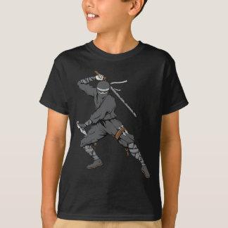 Ninja ~ Ninjas 2 Martial Arts Warrior Fantasy Art T-Shirt