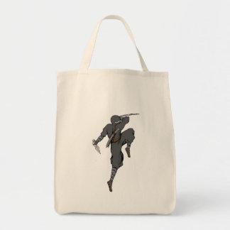 Ninja ~ Ninjas 4 Martial Arts Warrior Fantasy Art Bags