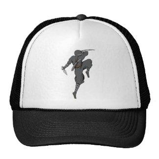 Ninja ~ Ninjas 4 Martial Arts Warrior Fantasy Art Trucker Hat