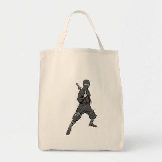 Ninja ~ Ninjas 5 Martial Arts Warrior Fantasy Art Bag