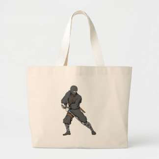 Ninja ~ Ninjas 6 Martial Arts Warrior Fantasy Art Tote Bag