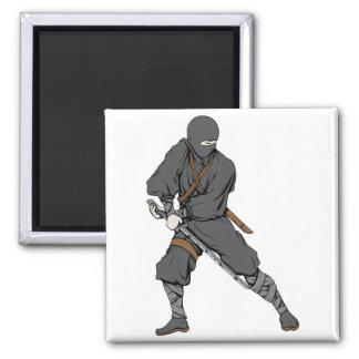 Ninja ~ Ninjas 6 Martial Arts Warrior Fantasy Art Refrigerator Magnets