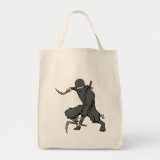 Ninja ~ Ninjas Martial Arts Warrior Fantasy Art Bags