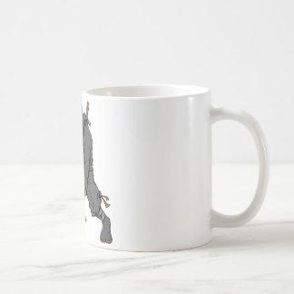 Ninja ~ Ninjas Martial Arts Warrior Fantasy Art Classic White Coffee Mug