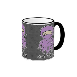 Ninja Octopus! Mug