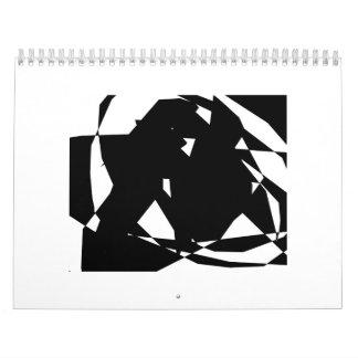 Ninja Paint Calendar Template