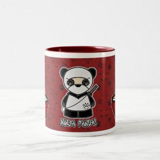 Ninja Panda! With Rice Bowl Mug