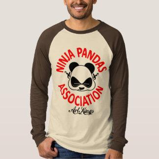 Ninja Pandas Assoc. T Shirt