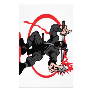 Ninja Papelería De Diseño
