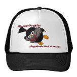 Ninja Penguin, Flightless Bird of Death Trucker Hat