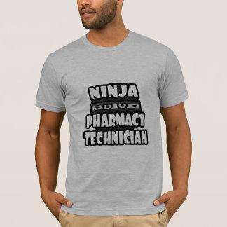 Ninja Pharmacy Technician T-Shirt