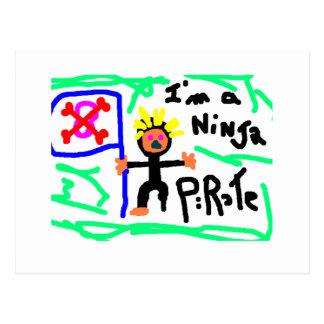 Ninja PIrate