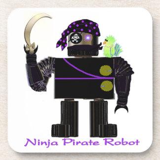 Ninja Pirate Robot Coaster