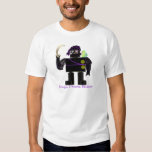 Ninja Pirate Robot Tee Shirt
