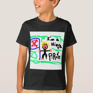 Ninja PIrate T-Shirt