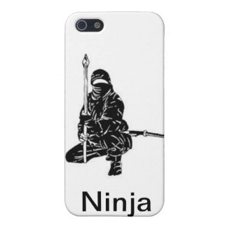 Ninja Please Covers For iPhone 5