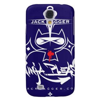 Ninja Please iPhone 3G Case Galaxy S4 Cover