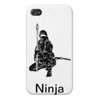 Ninja Please iPhone 4/4S Case