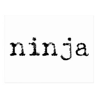 Ninja Postal