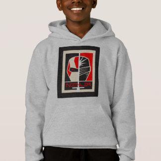 Ninja Poster Hoodie