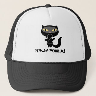 Ninja Power 2 Trucker Hat