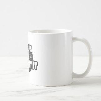 Ninja Prosthetist Coffee Mug