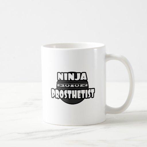 Ninja Prosthetist Mug