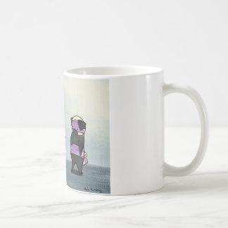 Ninja Pug's Apprentice Coffee Mug