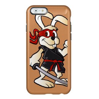 ninja rabbit cartoon incipio feather® shine iPhone 6 case