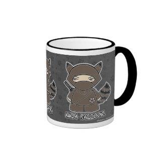 Ninja Raccoon! Mug