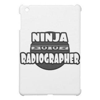 Ninja Radiographer iPad Mini Case